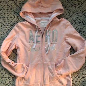 Aero M zip up